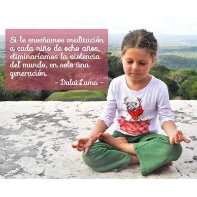 Meditación-niños